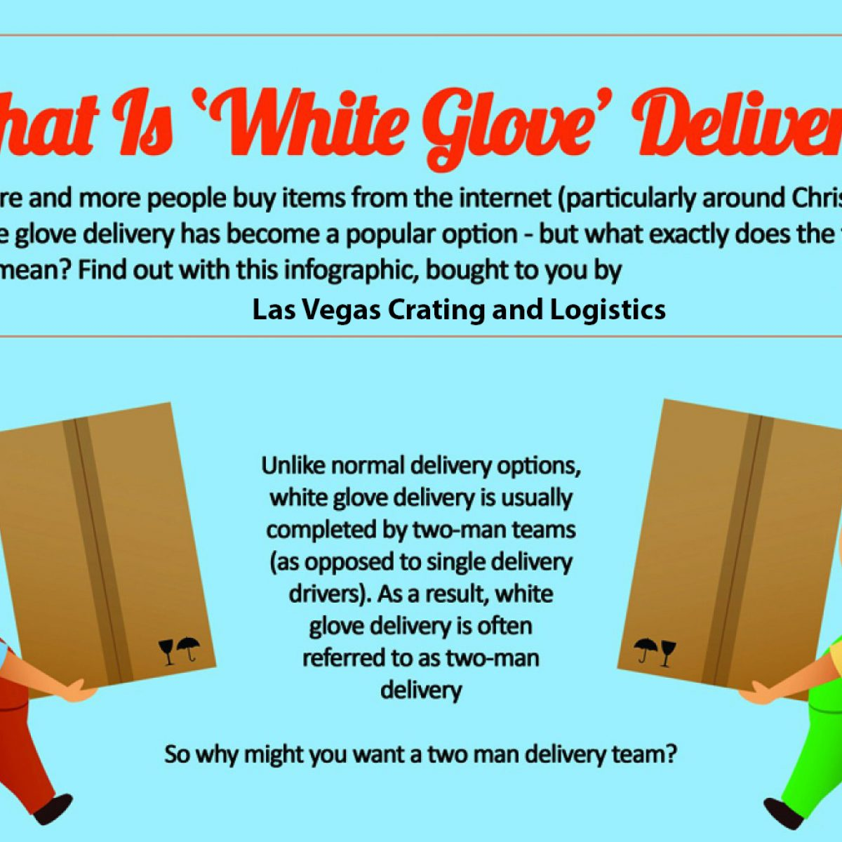 What is White Glove Service |